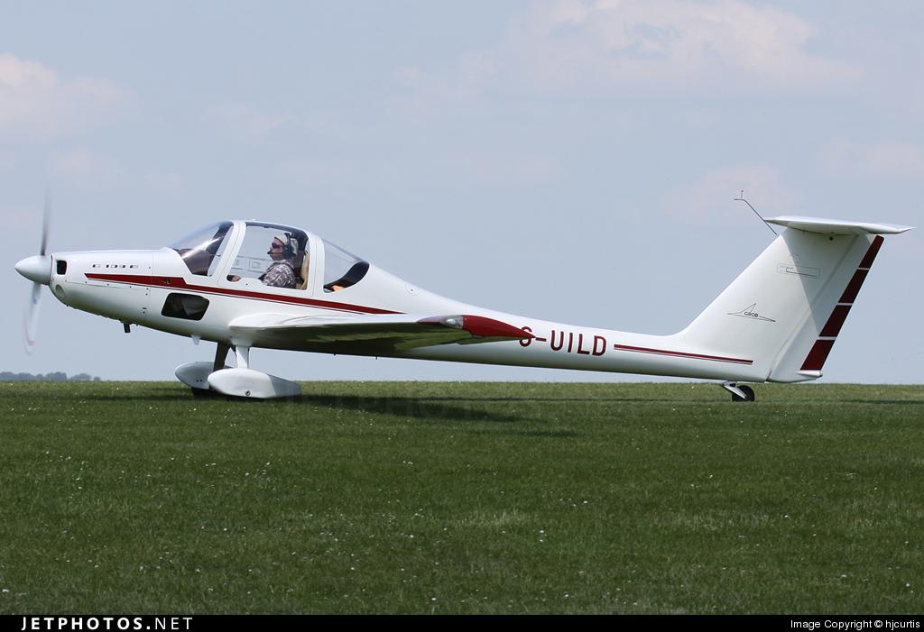 G-UILD - Grob G109B - Private