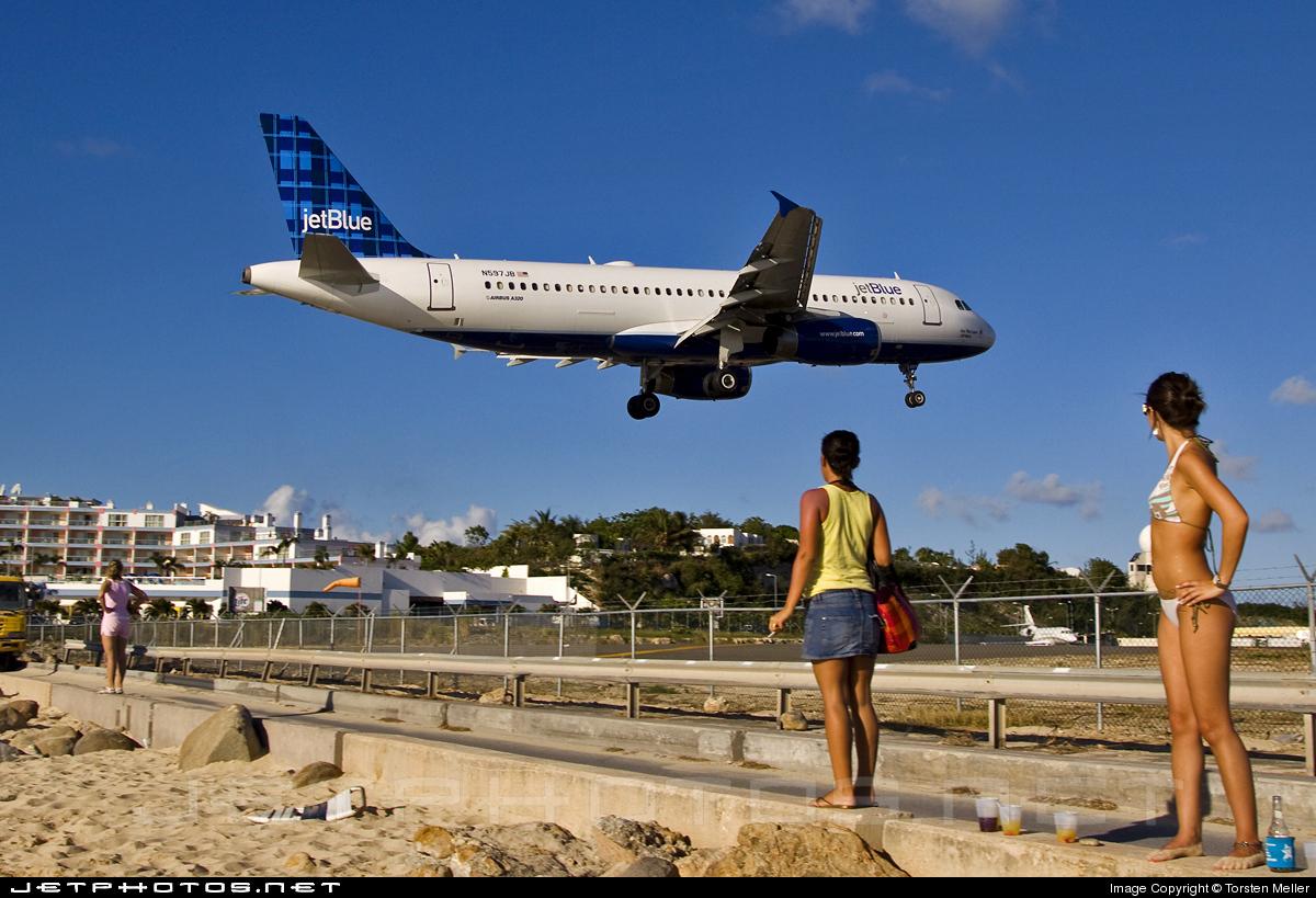N597JB - Airbus A320-232 - jetBlue Airways