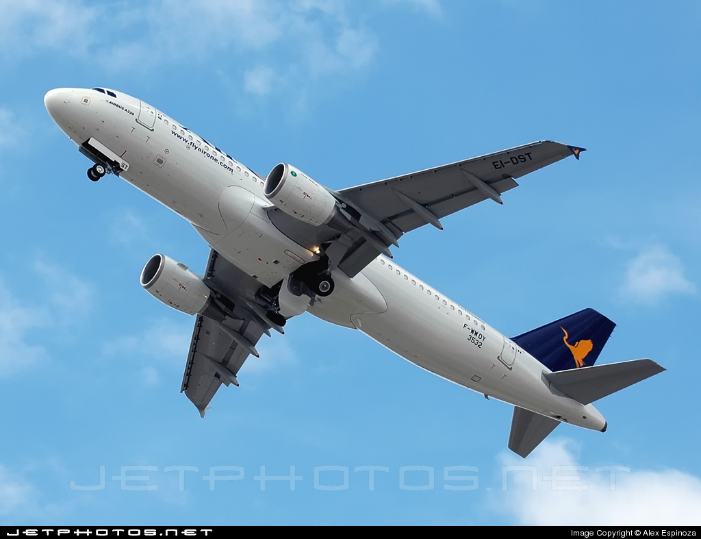 F-WWDY - Airbus A320-216 - Air One