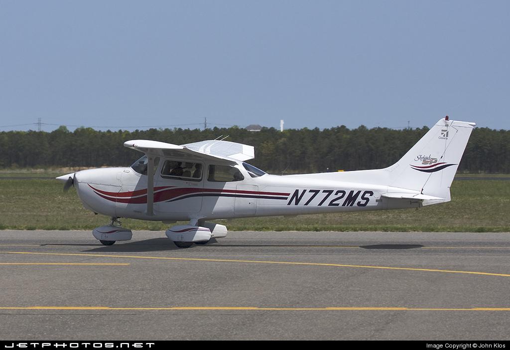 N772MS - Cessna 172S Skyhawk SP - Private