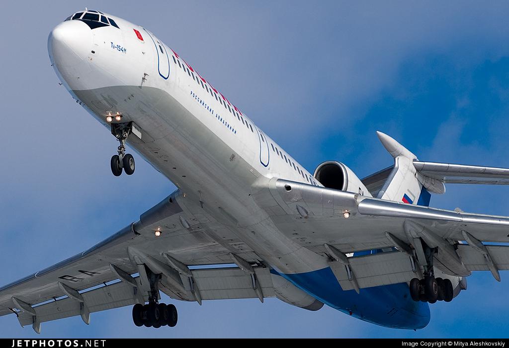 RA-85779 - Tupolev Tu-154M - Rossiya Airlines