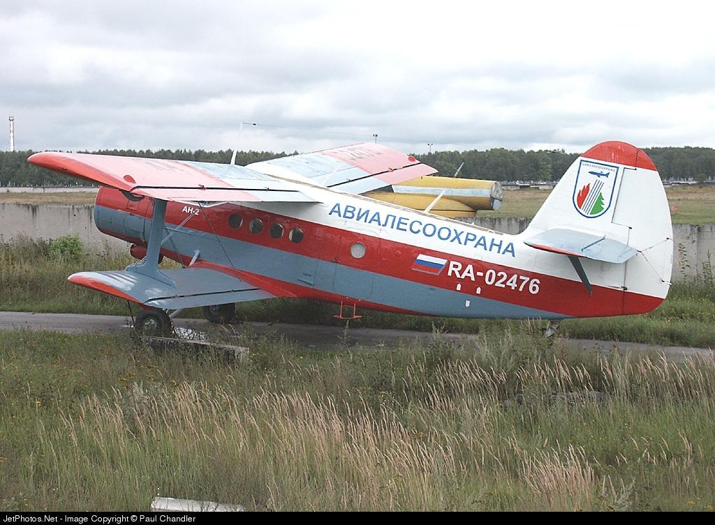 RA-02476 - PZL-Mielec An-2T - Private