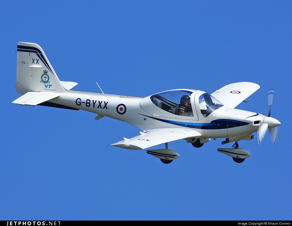 G-BYXX - Grob G115E Tutor - United Kingdom - Royal Air Force (RAF)