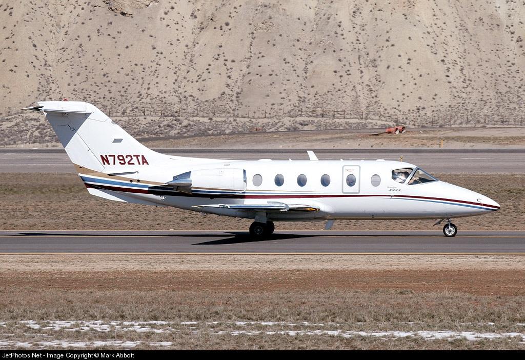 N792TA - Beechcraft 400A Beechjet - Flight Options