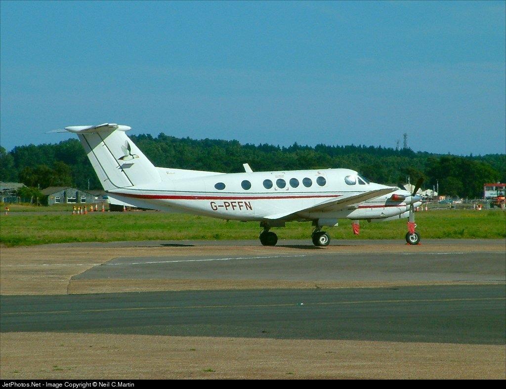 G-PFFN - Beechcraft 200 Super King Air - Unknown
