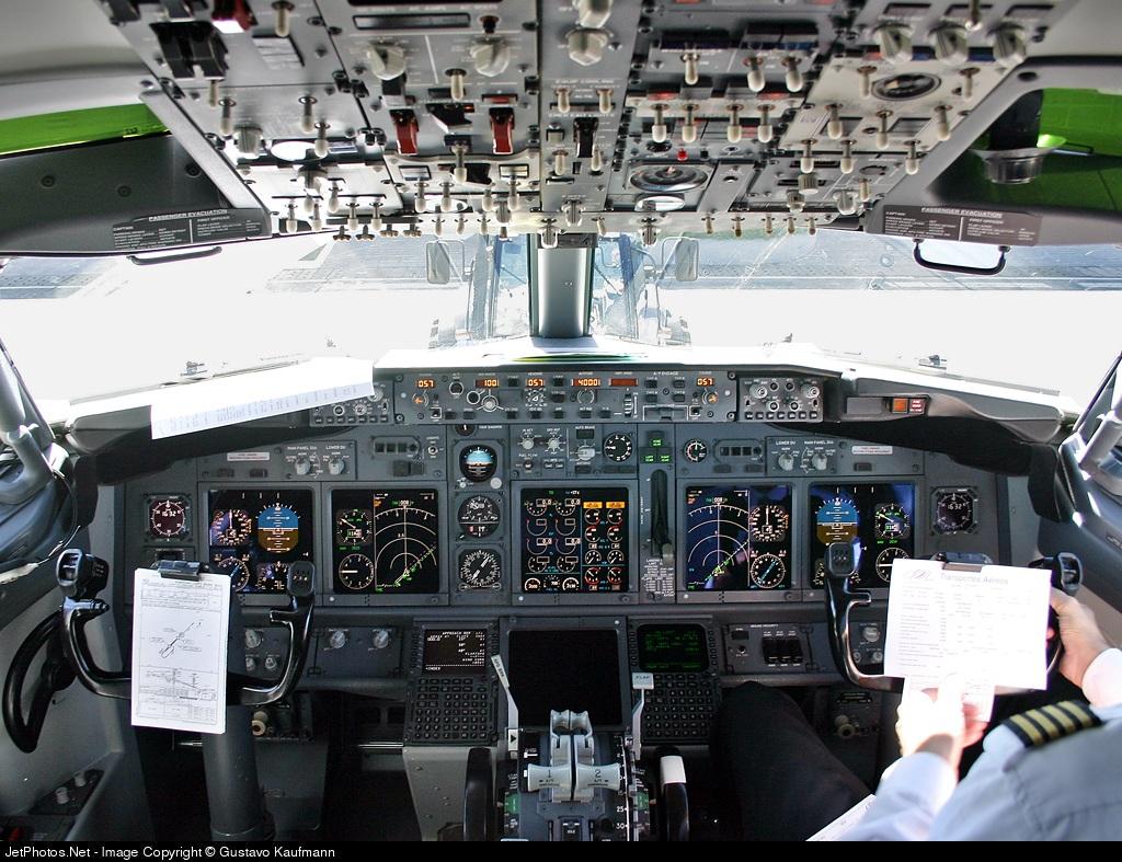 PR-GOK - Boeing 737-8CX - GOL Linhas Aereas