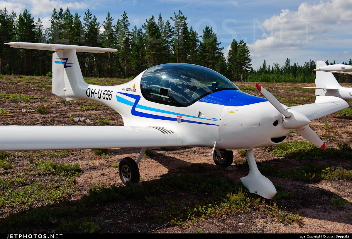 OH-U555 - Atec 122 Zephyr - Private