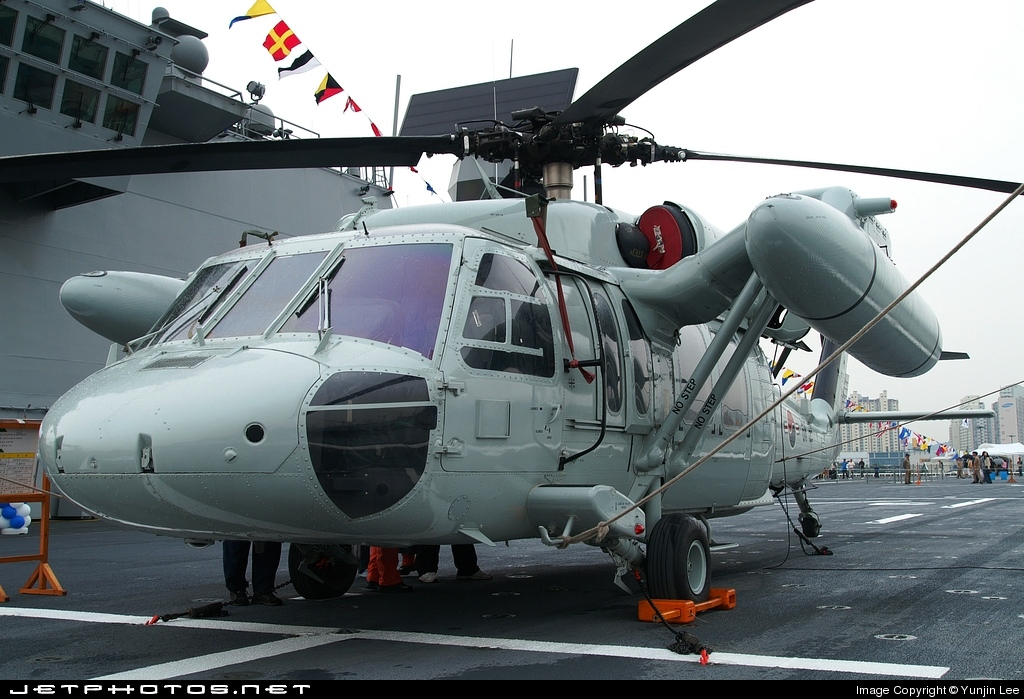 93-0503 - Sikorsky UH-60P Blackhawk - South Korea - Navy