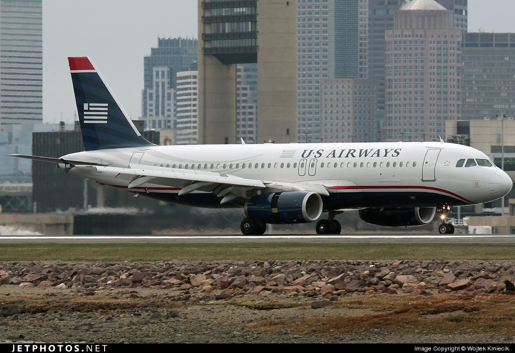 N647AW - Airbus A320-232 - US Airways