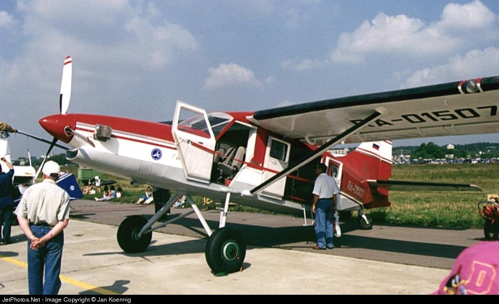 RA-01507 - Krushiniew T-507 - Private