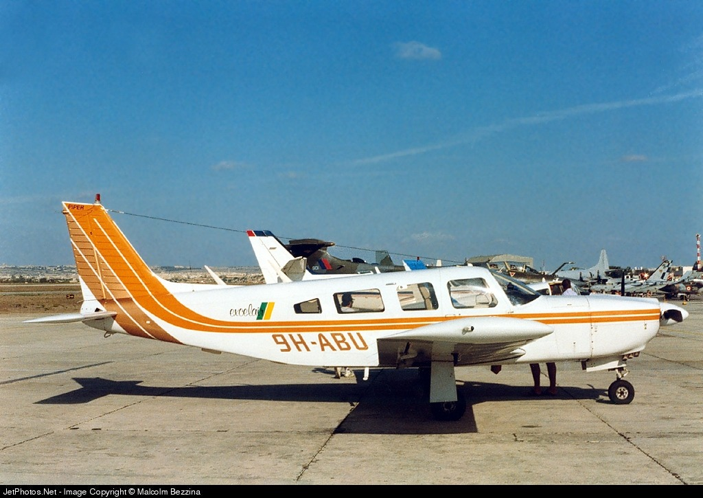 9H-ABU - Piper PA-32R-300 Cherokee Lance - Excelair