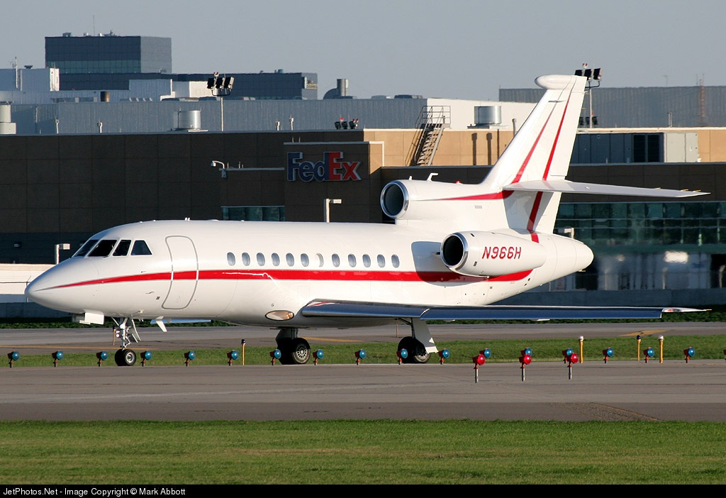 N966H - Dassault Falcon 900 - Honeywell Aerospace