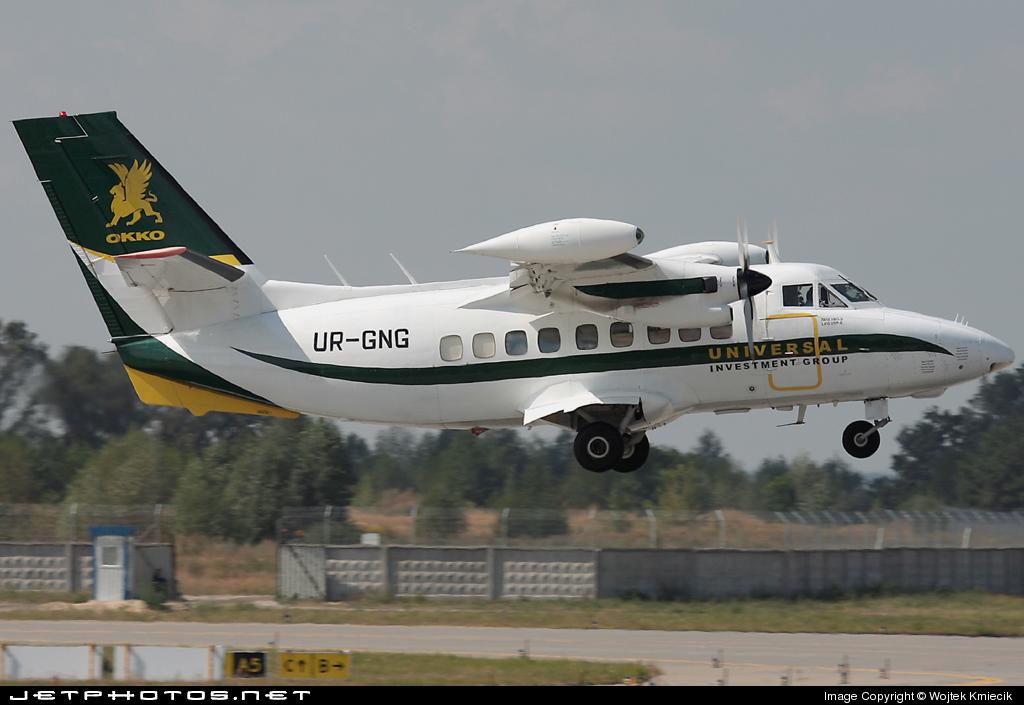 UR-GNG - Let L-410UVP-E Turbolet - Private