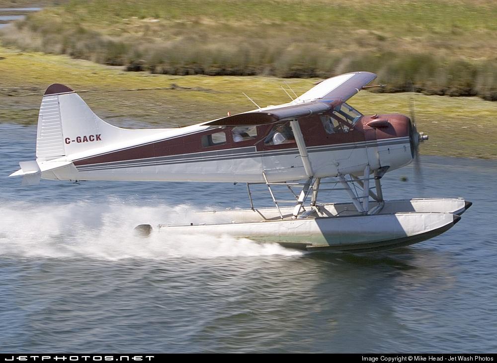 C-GACK - De Havilland Canada DHC-2 Mk.I Beaver - Corilair