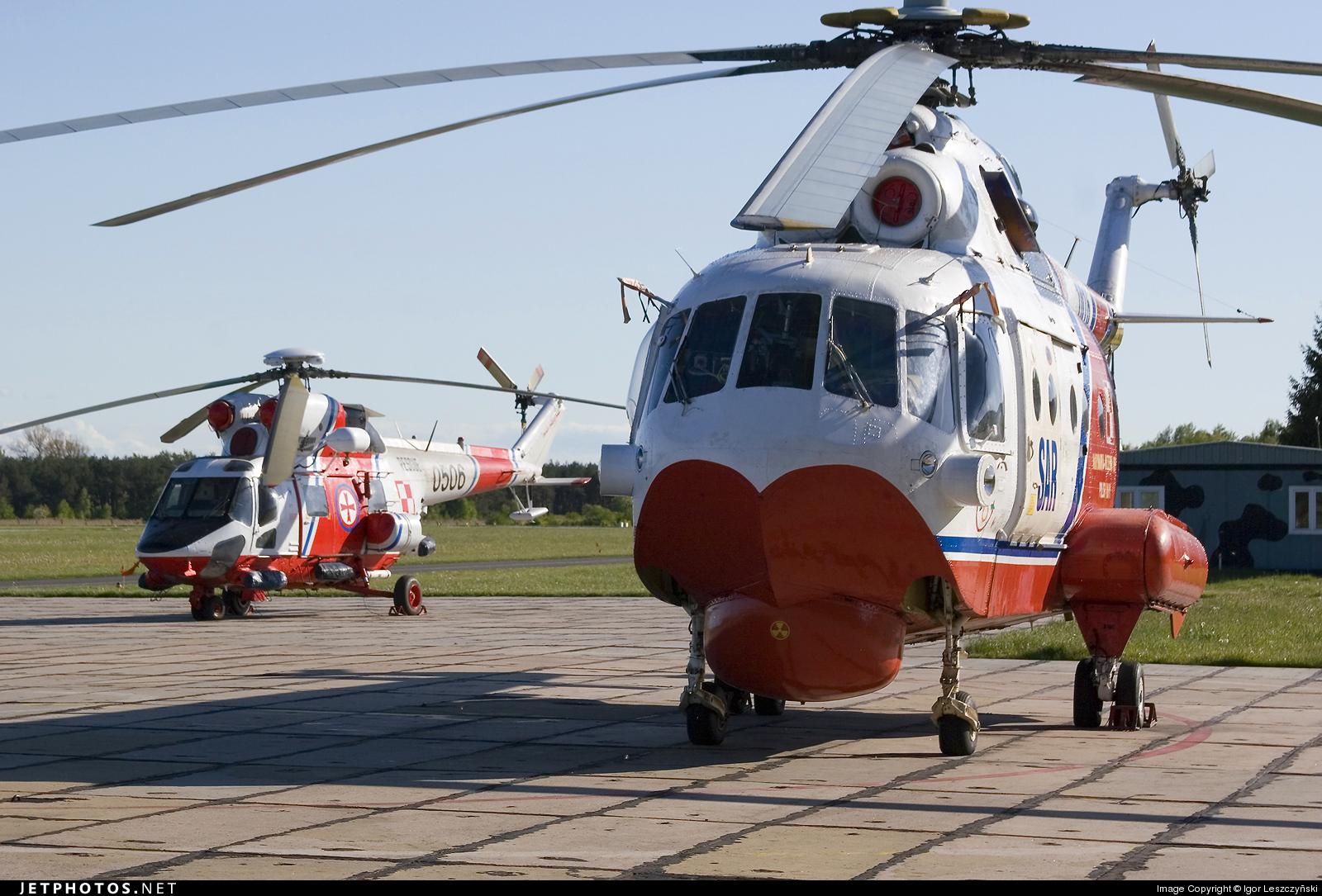 1016 - Mil Mi-14PS Haze A - Poland - Navy