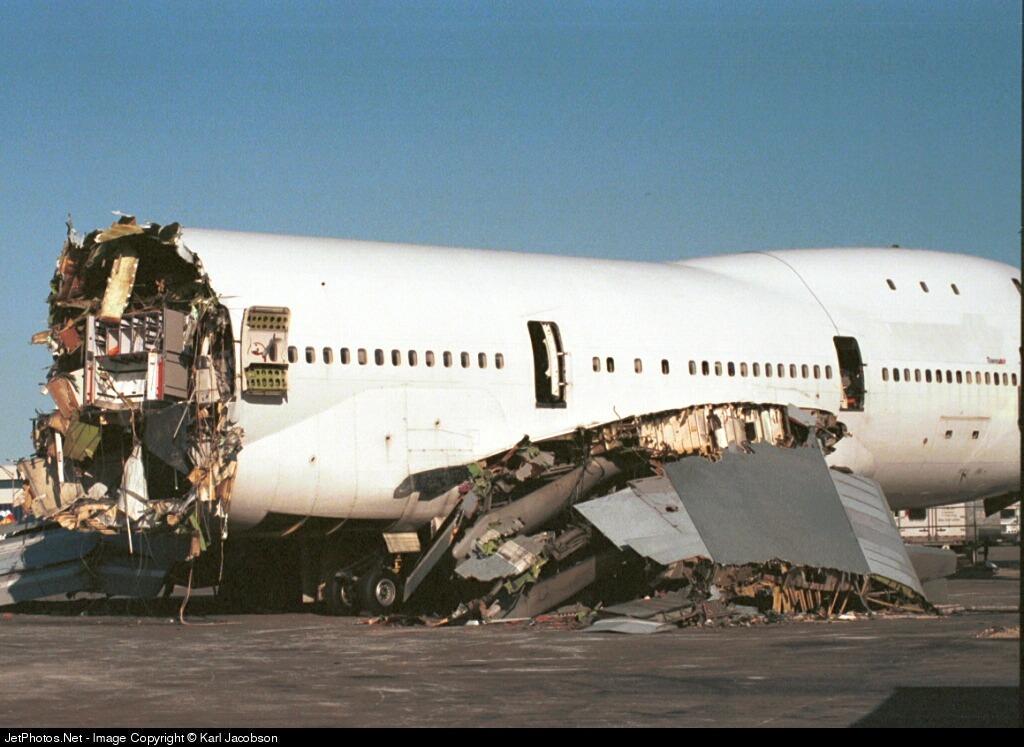 N601BN - Boeing 747-127 - Tower Air