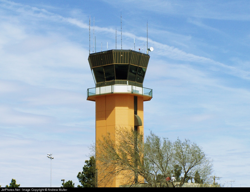 KMAF - Airport - Control Tower