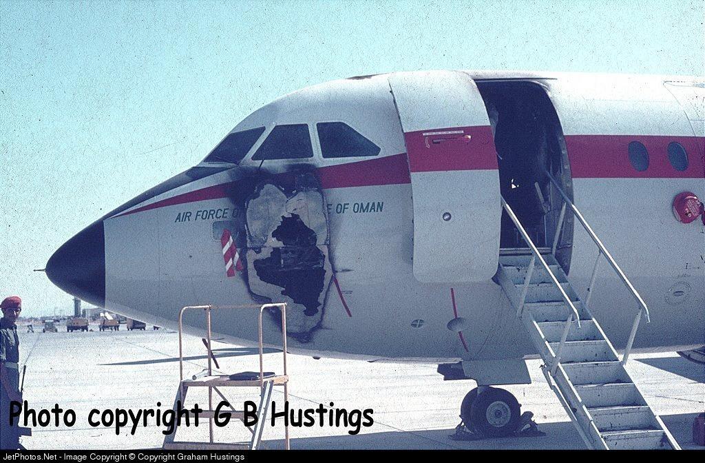 1003 - British Aircraft Corporation BAC 1-11 Series 485GD - Oman - Royal Air Force