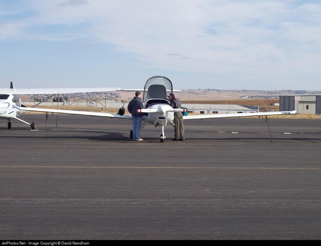 N118CL - Diamond DA-20-C1 Eclipse - Private