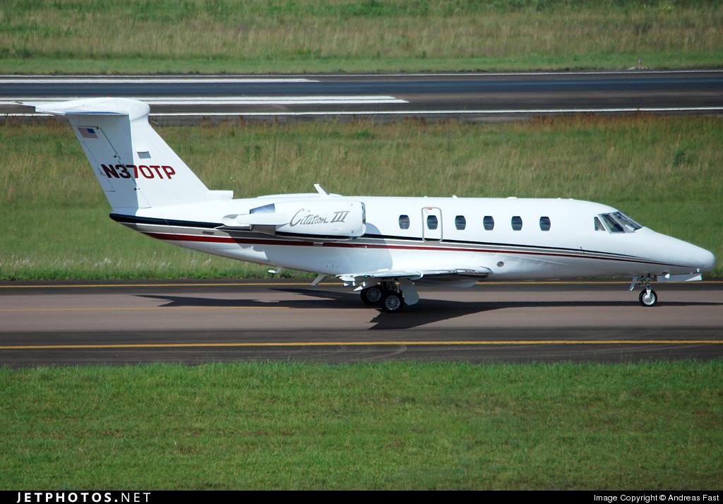 N370TP - Cessna 650 Citation III - Private