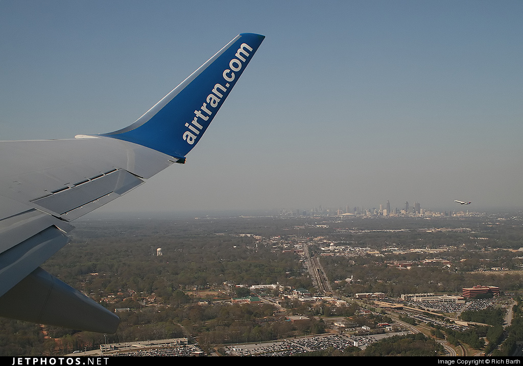 - Boeing 737-76N - airTran Airways