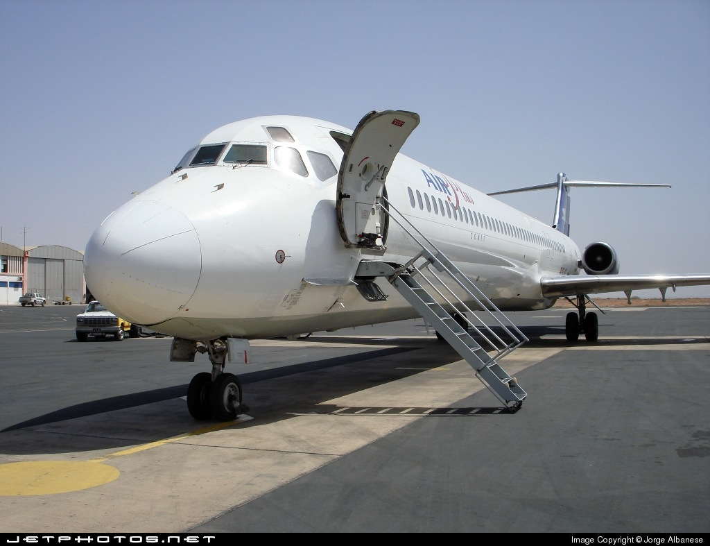 EC-JOI - McDonnell Douglas MD-88 - Air Plus Comet