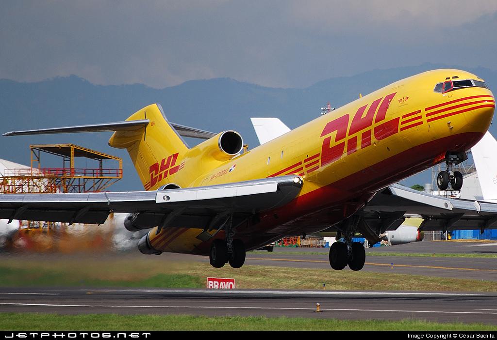 HP-1710DAE - Boeing 727-2Q4(Adv)(F) - DHL Aero Expreso