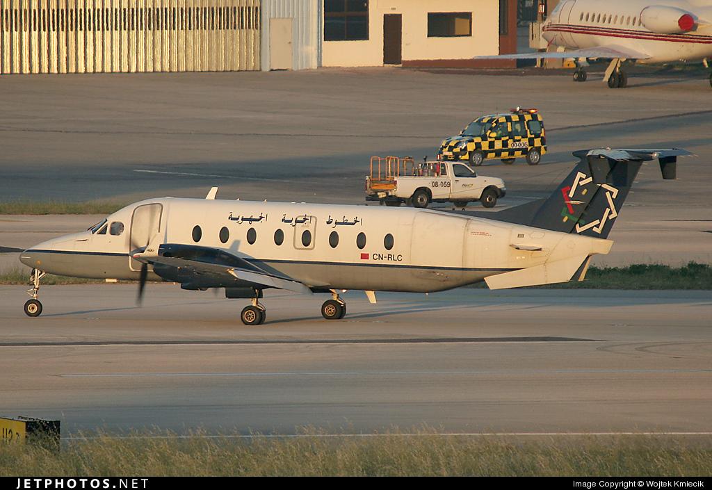 CN-RLC - Beech 1900D - Regional Air Lines