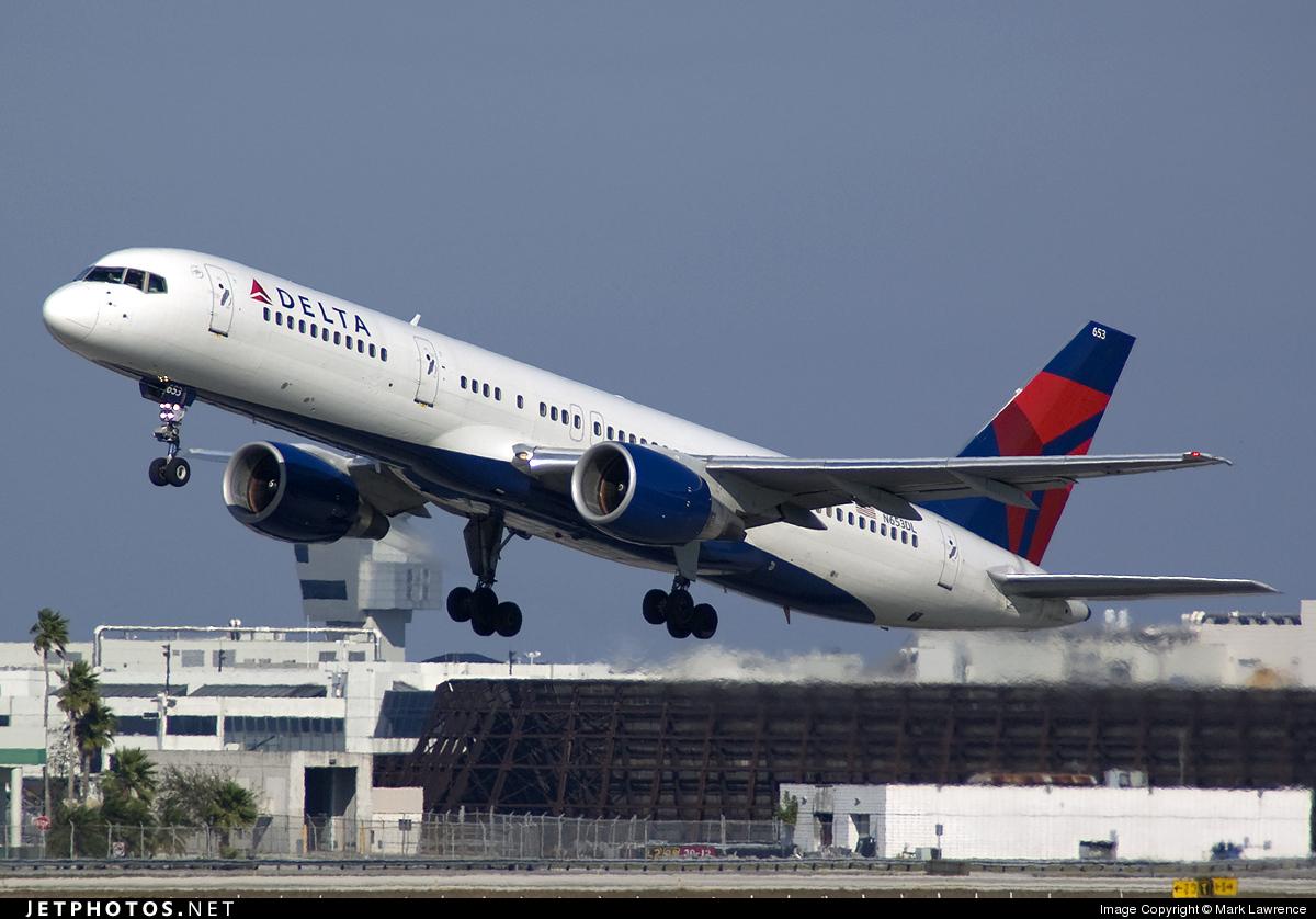 N653DL - Boeing 757-232 - Delta Air Lines