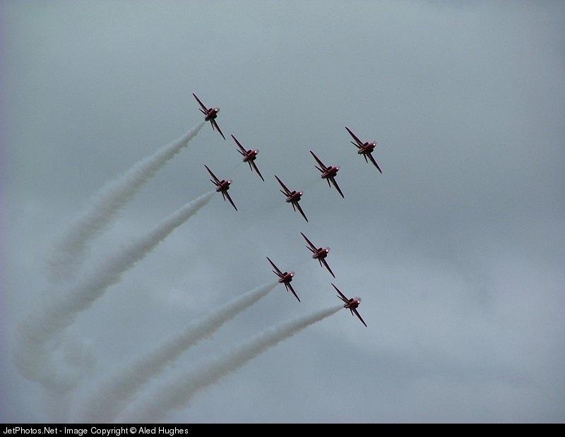 - British Aerospace Hawk - United Kingdom - Royal Air Force (RAF)