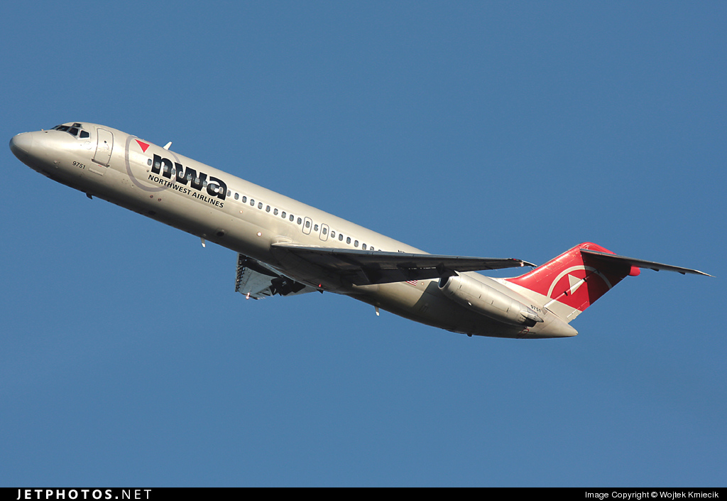 N751NW - McDonnell Douglas DC-9-41 - Northwest Airlines