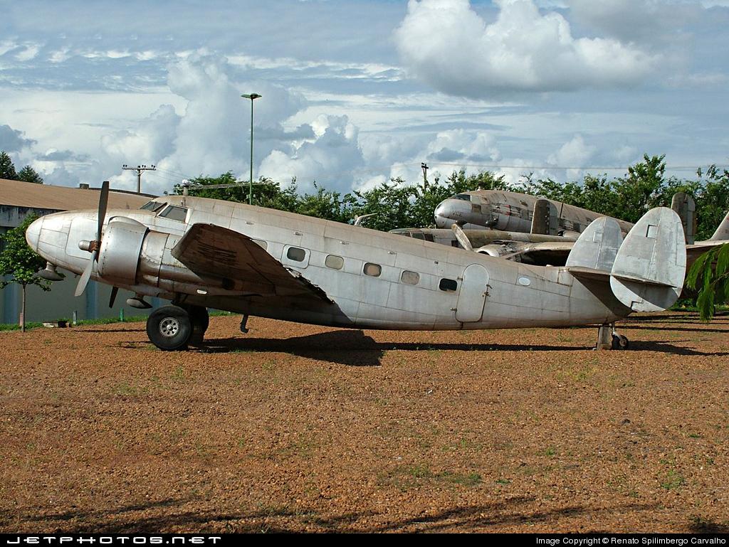 PT-CGV - Lockheed 18 Lodestar - Untitled