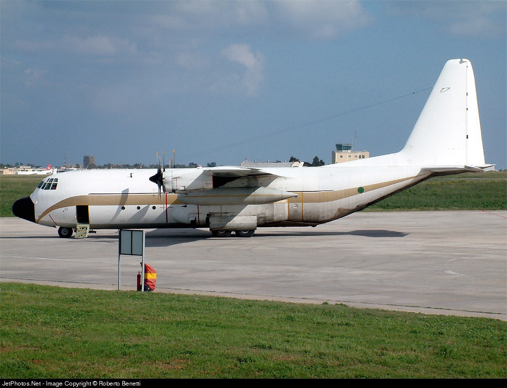 112 - Lockheed L-100-20 Hercules - Libya - Air Force