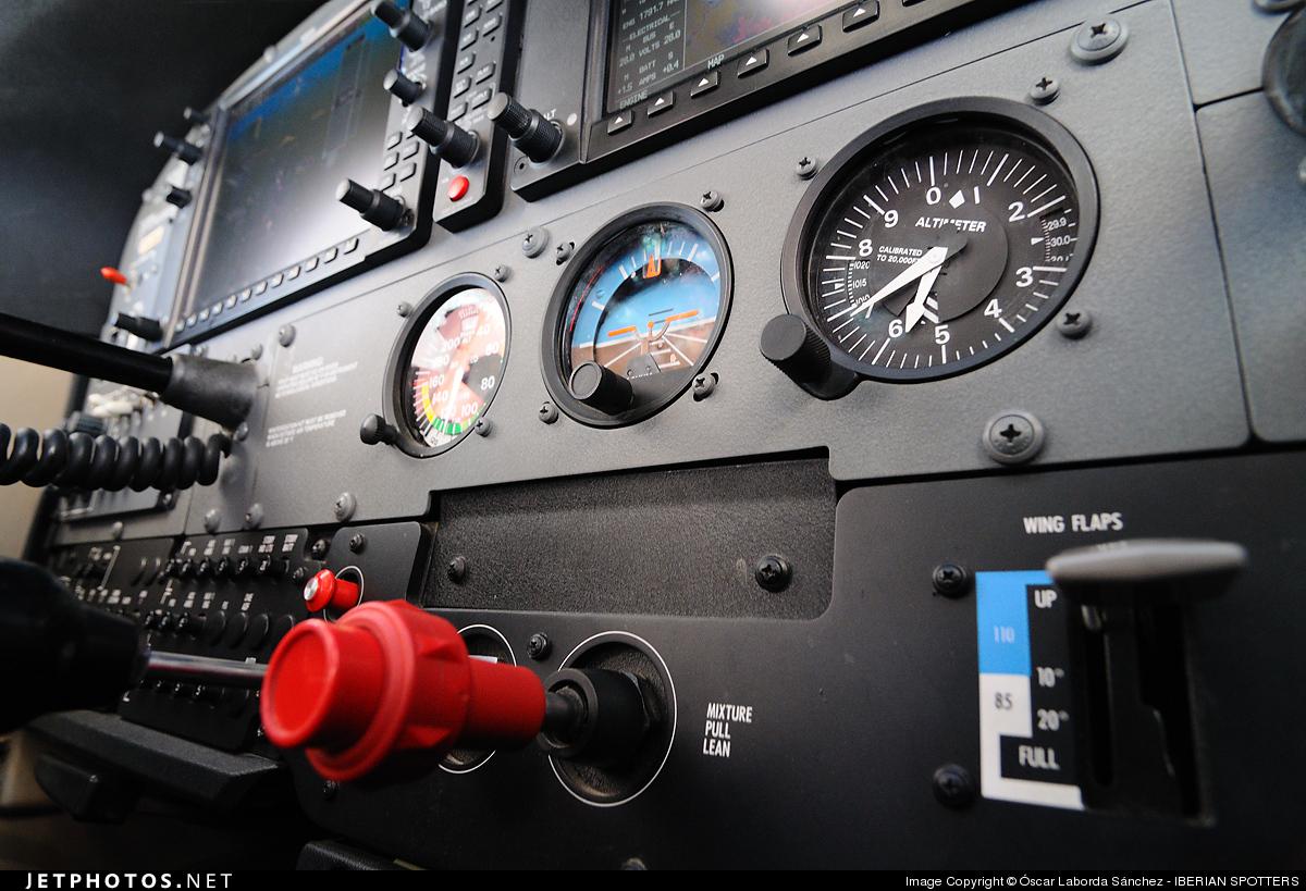 EC-JSN - Cessna 172R Skyhawk II - Aero Club - Barcelona-Sabadell