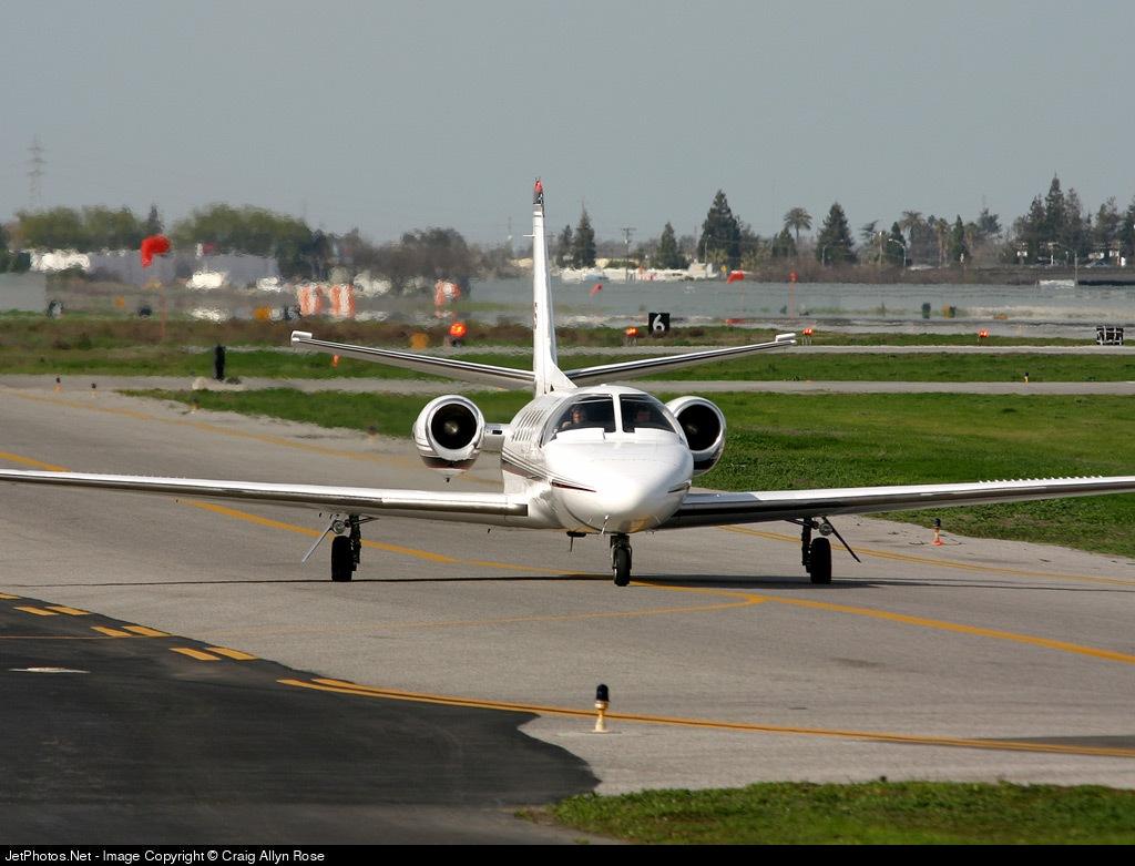 N43VS - Cessna S550 Citation SII - Kurt Manufacturing