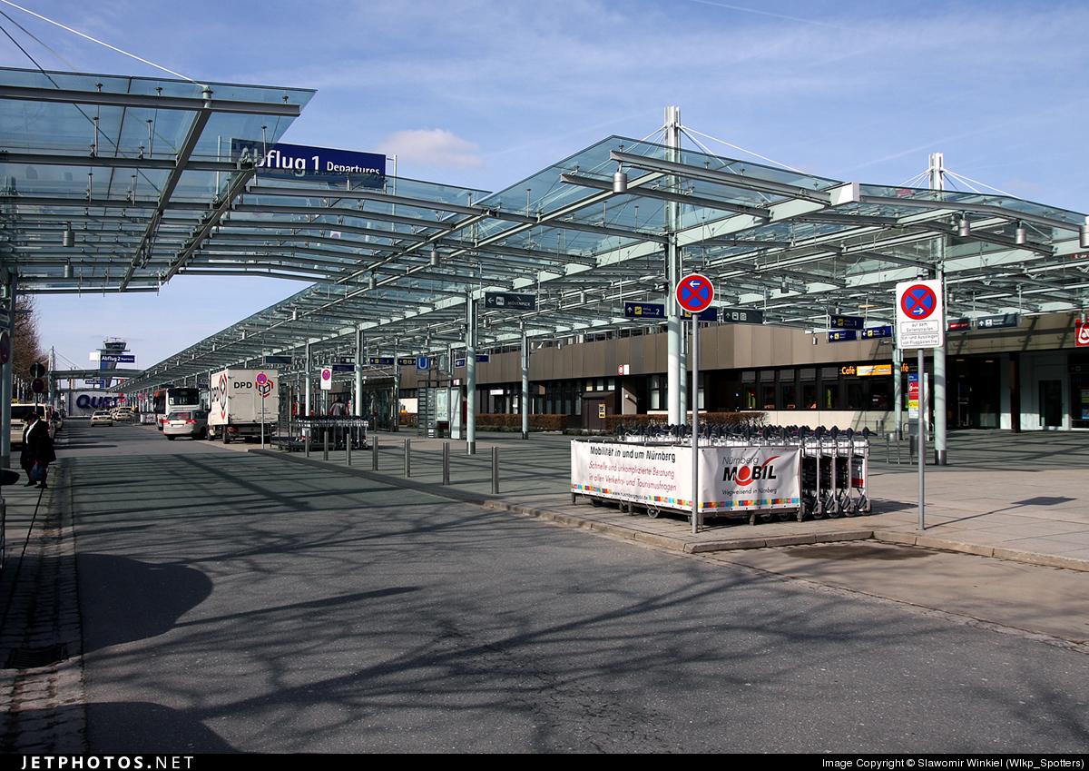 EDDN - Airport - Terminal