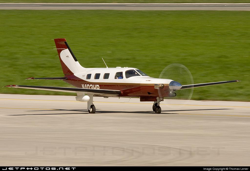 N403HP - Piper PA-46-350P Malibu Mirage/Jetprop DLX - Private