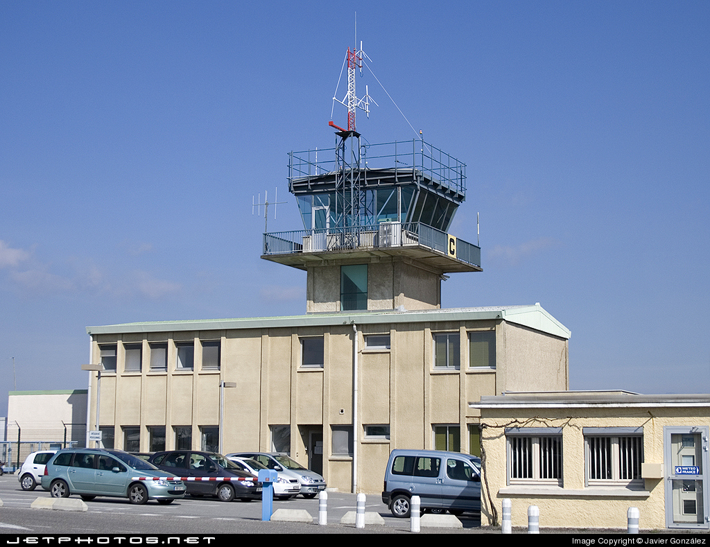 LFMK - Airport - Control Tower
