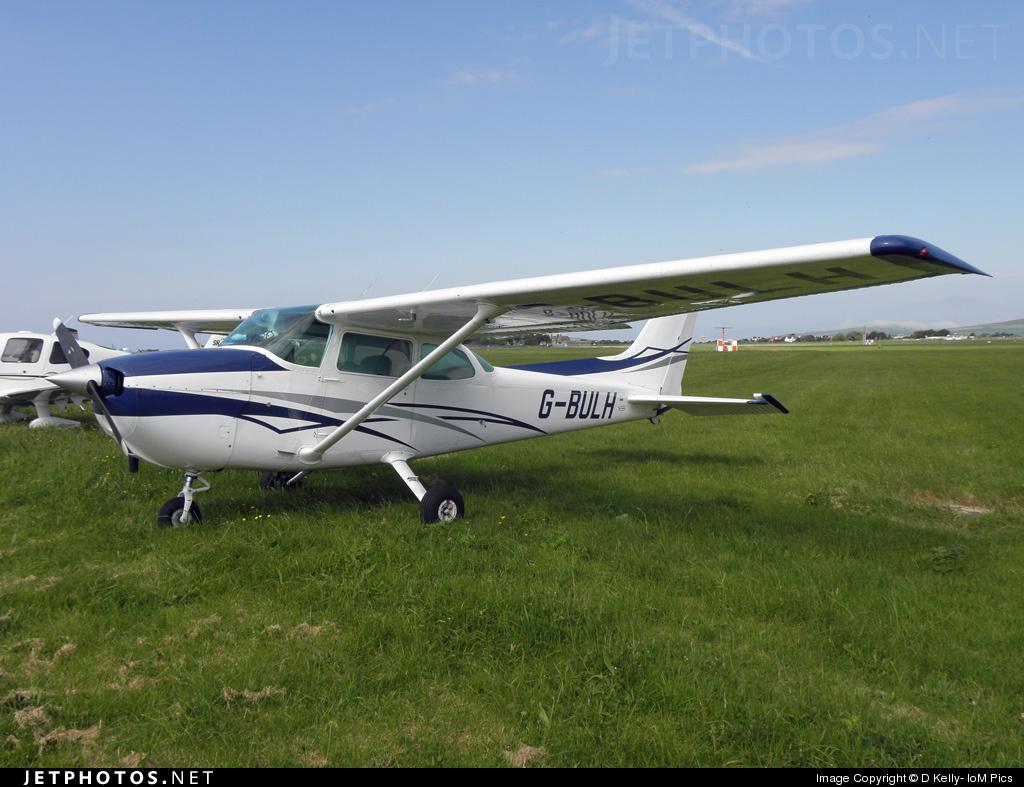 G-BULH - Cessna 172N Skyhawk II - Private
