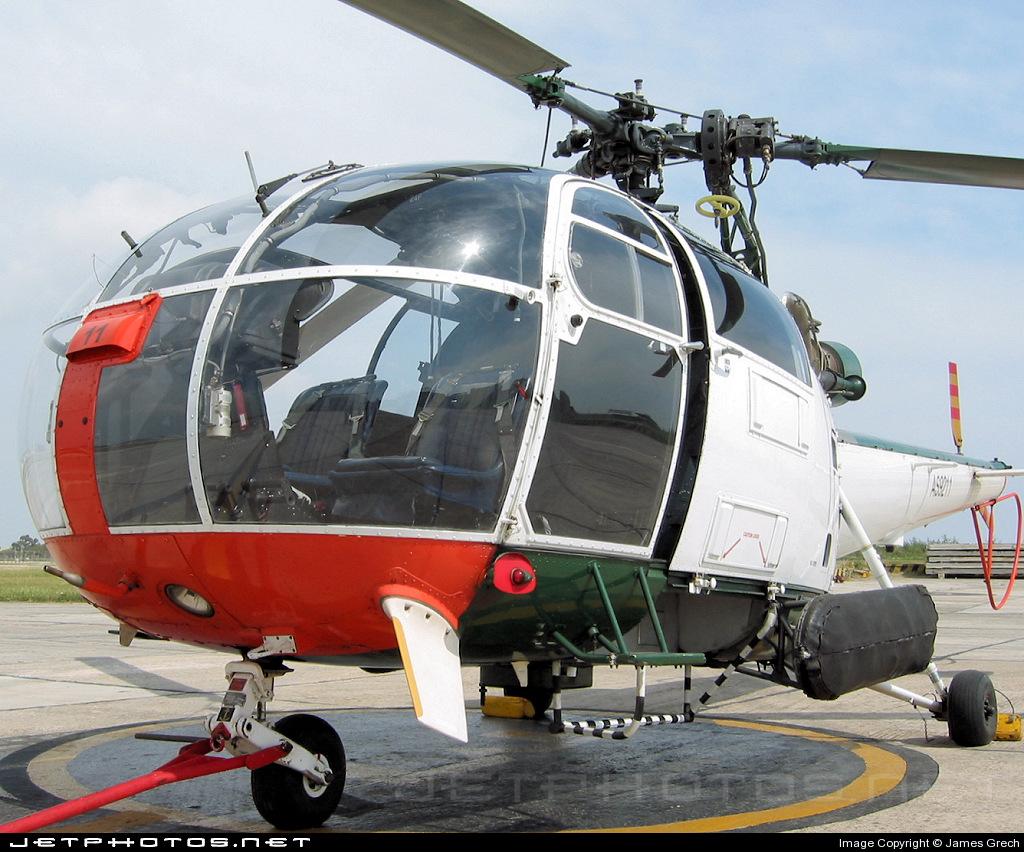 AS9211 - Aérospatiale SA 316B Alouette III - Malta - Armed Forces