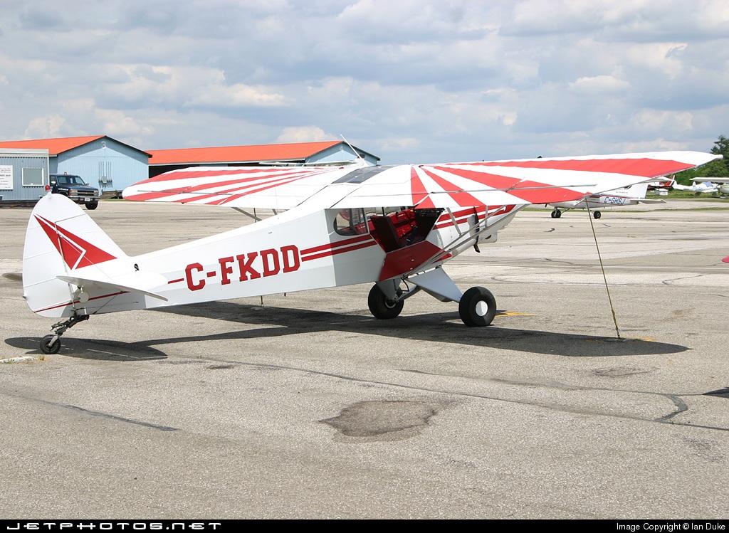 C-FKDD - Piper PA-18-150 Super Cub - Brampton Flying Club