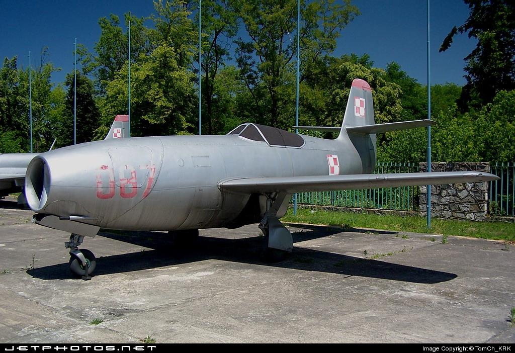 087 - Yakovlev Yak-23 Flora - Poland - Air Force