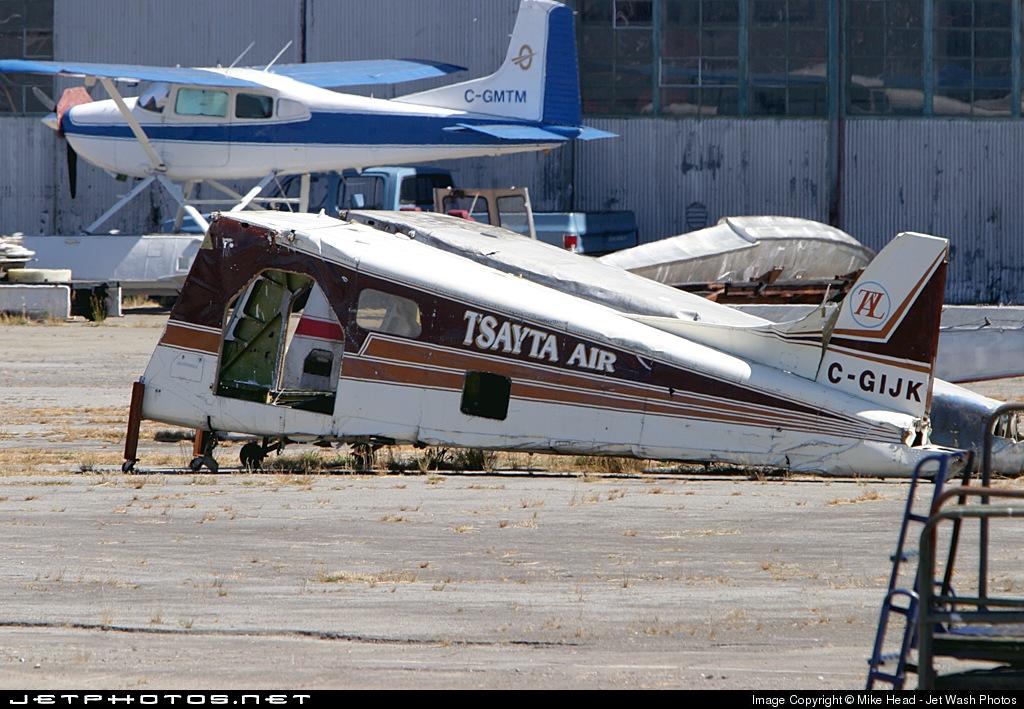 C-GIJK - De Havilland Canada DHC-2 Mk.I Beaver - Tsayta Aviation