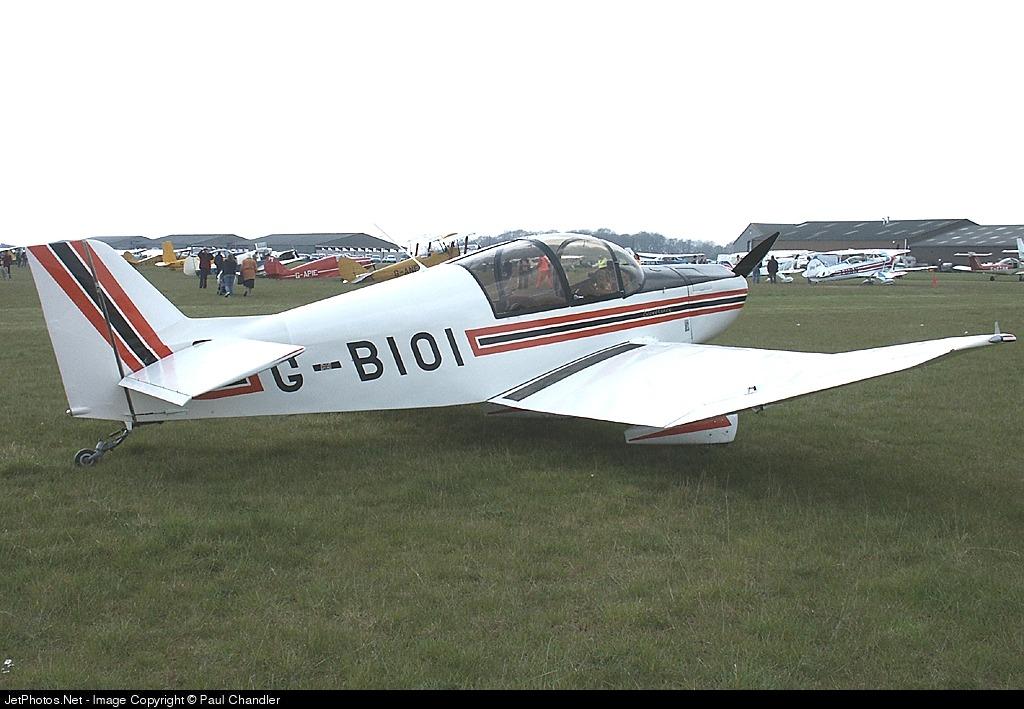G-BIOI - Jodel DR1050 Ambassadeur - Private