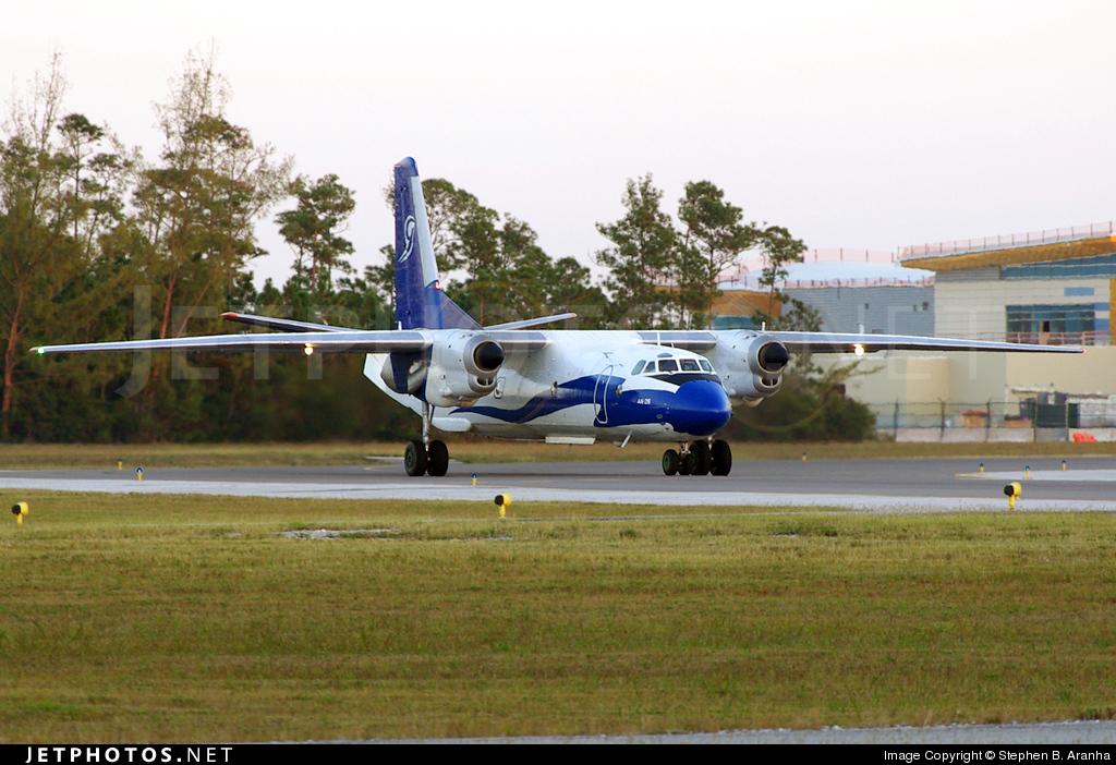CU-T1406 - Antonov An-26B - Aerogaviota