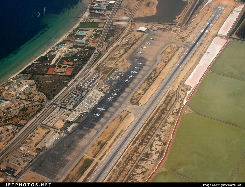 DTMB - Airport - Airport Overview