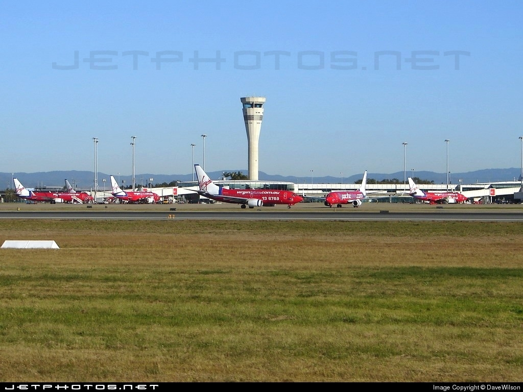 YBBN - Airport - Ramp