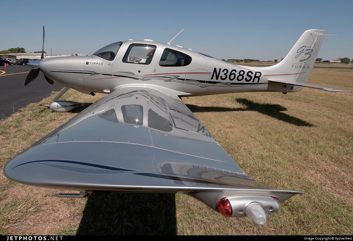 N368SR - Cirrus SR22 - Private