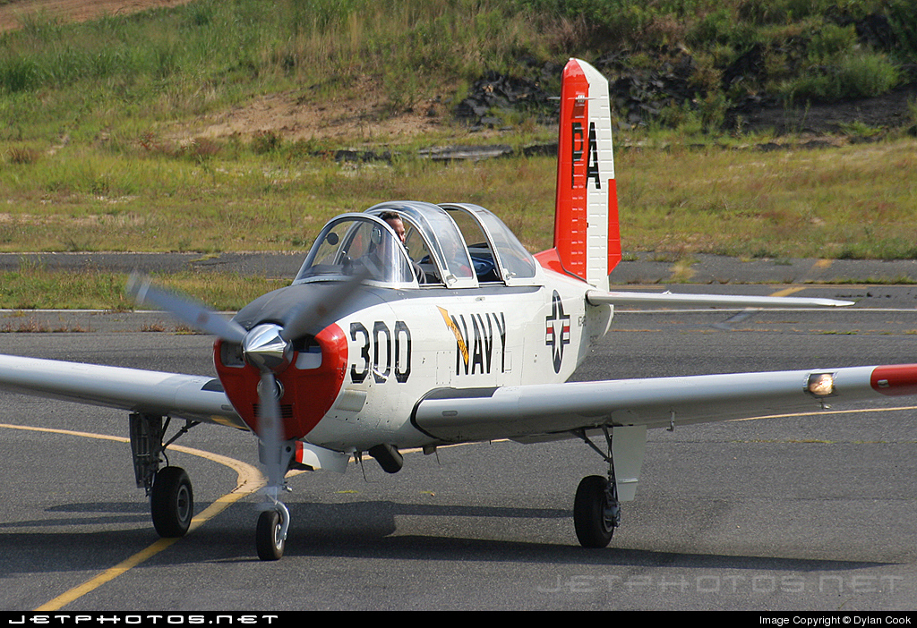 N534RB - Beechcraft A45 Mentor - Private