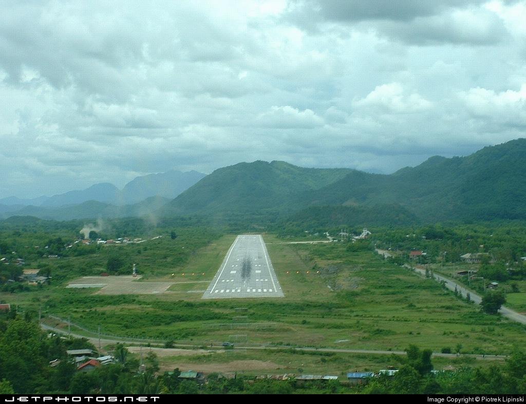 VLLB - Airport - Runway